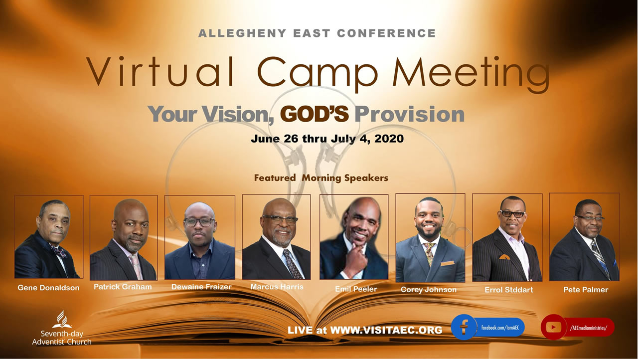 AEC Virtual Campmeeting